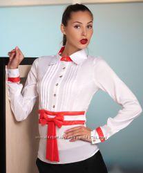 58ffc9a11d5 Шикарная атласная блуза