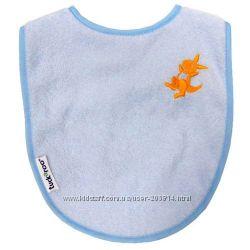 Слюнявчики новые Tuckaroo Toddler от 6 мес. water resistant, не промокают