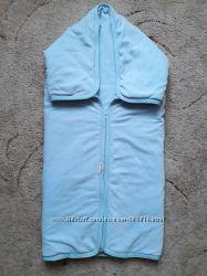 Одеяло-конверт на синтепоне