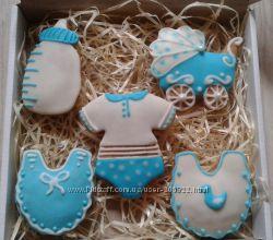 Вкусный подарок для новорожденнного