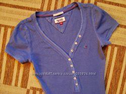 Tommy Hilfiger 2015-2016, оригинал, футболка, тениска, размер XS-S.