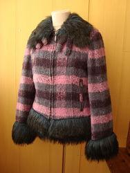 Moschino Italy, оригинал, пальто, курточка, кардиган, размер 38.