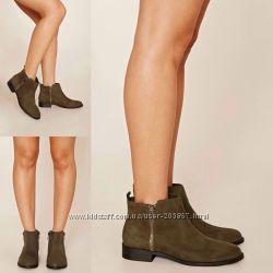 В наличии обувь Forever 21