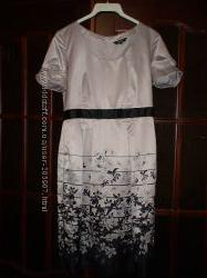 Стильное женское платье OSTIN в цветочный принт