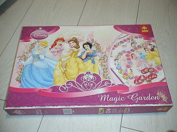 Настольная игра Волшебный сад Magic Garden Disney