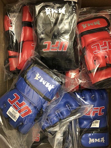 Перчатки шингарты для смешанных единоборств MMA PU