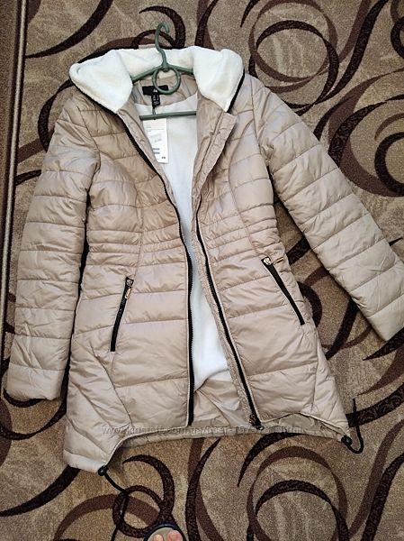 Куртка от известного бренда