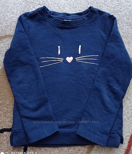 Свитшот толстовка свитер