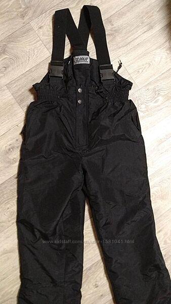 Зимние лыжные штаны р. L полукомбинезон мужской термо Colorado