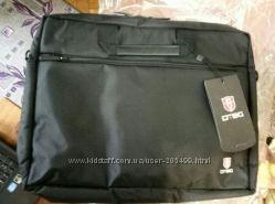 Новая сумка для ноутбука DTBG 15. 6 черная
