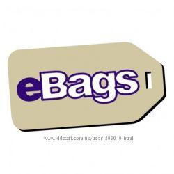 Сумки на Ebags. com під мінус 20