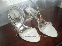 Продам нарядные босоножки для невесты