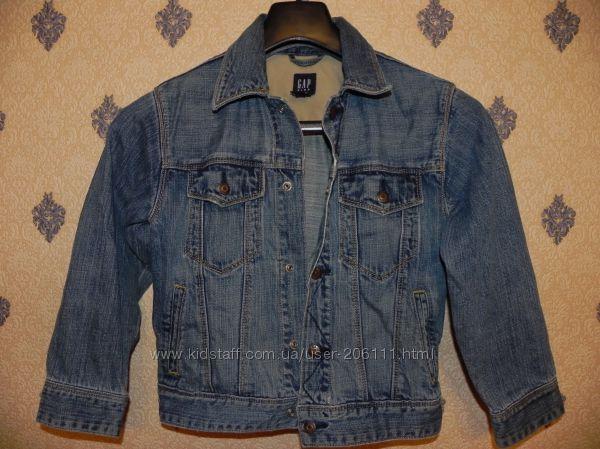 Пиджак джинсовый GAP