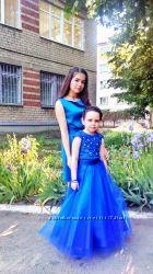 Выпускное платье для садика 2 в1