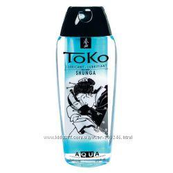 Лубриканты для орального секса на водной основе Shunga Toko 165 мл