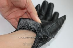 Перчатки кашемировые, кожаные. СП