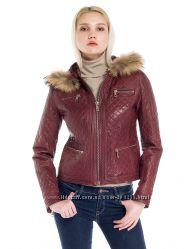 Красивая кожанная куртка Турция Derimod. Срочно