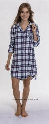 Польская ночная сорочка нічка сорочка рубашка ночнушка KEY  , ХХХЛ XXXL