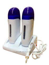 Двухкассетный воскоплав для депиляции YVP-09
