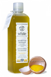 Натуральный яичный шампунь White Mandarin 250 мл
