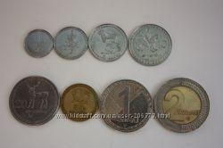 Oбменяю монеты СССР, Украины, разных стран