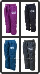 Демисезонные штаны на флисе 98, 104, 110, 116, 122р ТМ Pidilidi