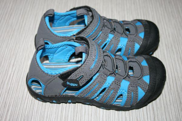 Спортивные босоножки с закрытым носком р. 28-33 Bugga от ТМ Pidilidi