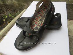 удобные фирменные туфли