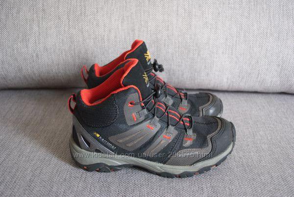 Демисезонные ботинки с мембраной Karrimor 32 размер