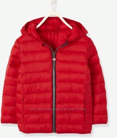 Демисезонная куртка Verbaudet на 9-10 лет, маломерит на размер.