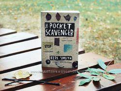 Интерактивная книга. The Pocket Scavenger by Keri Smith. Оригинал