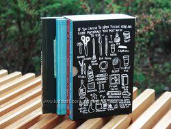 Набор интерактивных книг. Do Not Open This Box by Keri Smith. Оригинал