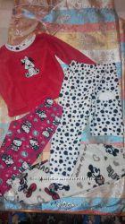 Пижамы Primark и Hello Kitty 4-6 лет