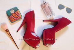 Розовенькие туфли