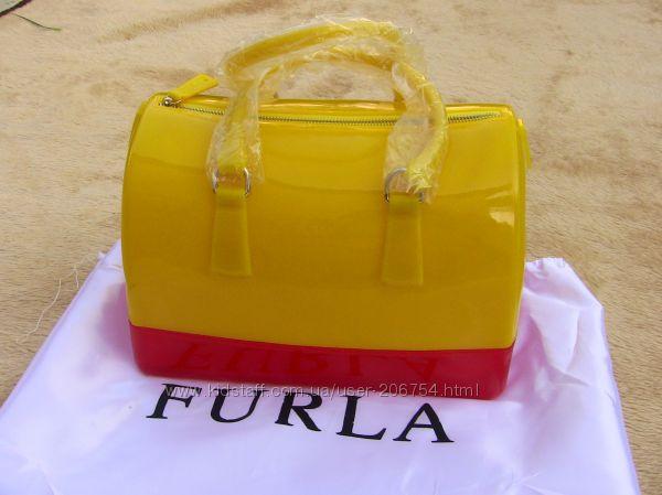 Силиконовая сумка Furla как вам ? - Советчица Кидстафф
