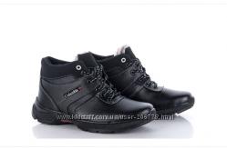 Подростк зимние ботинки сапоги реплика Colambia 36-39
