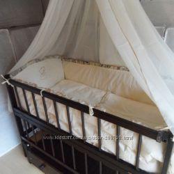 2a6d18dc1256 Балу - Постельный комплект в кроватку, 850 грн. Детское постельное ...