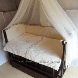 Балу - Постельный комплект в кроватку