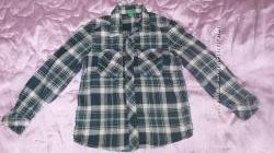 Рубашка BENETTON на 6-7 лет