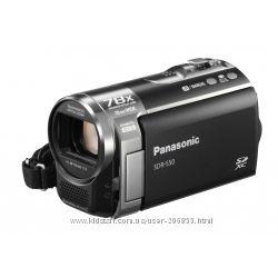 Продам видеокамеру Panasonic SDR-S50EE-K black
