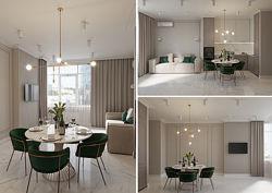 Дизайн квартиры,  Дизайн - проект квартиры, дома Киев и удаленно