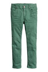 Обтягивающие брюки джинсы H&M