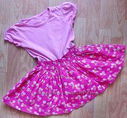 Летние платья для маленькой модницы