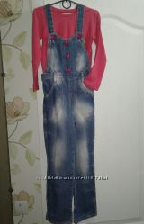 Джинсовый комбинезон Gloria Jeans 116-122р.