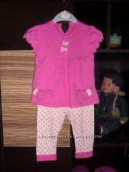 Летний костюмчик для девочки