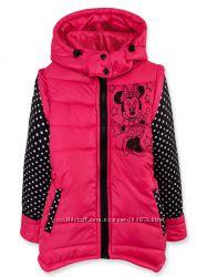 Куртка-жилетка для девочки Мики