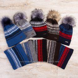 Теплый зимний комплект для мальчика