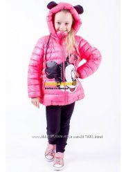 демисезонные и зимние курточки для девочек