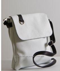 Кожаная сумка-планшет, унисекс