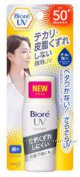 Солнцезащитный крем Япония Biore  SPF SPF50 PA